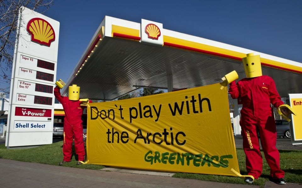 Dutch drivers given carbon offset option at Shell pumping stations