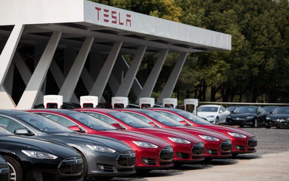 Is Tesla still a growth company?