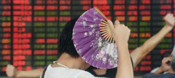 China's stock market turmoil is near its end, says head of central bank