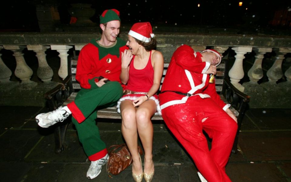 It's Christmas party season, so heed these words of wisdom to avoid embarrassment