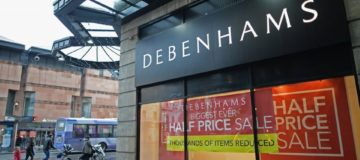 'National scandal': Mike Ashley lashes out as Debenhams falls into clutches of lenders
