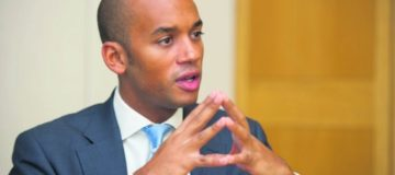 Chuka Umunna helped set up Change UK