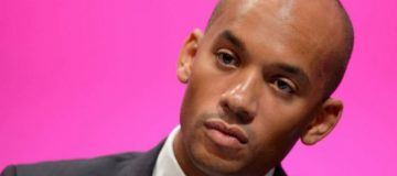Shadow business secretary Chuka Umunna calls for federal UK with an English parliament during speech in Washington D.C.