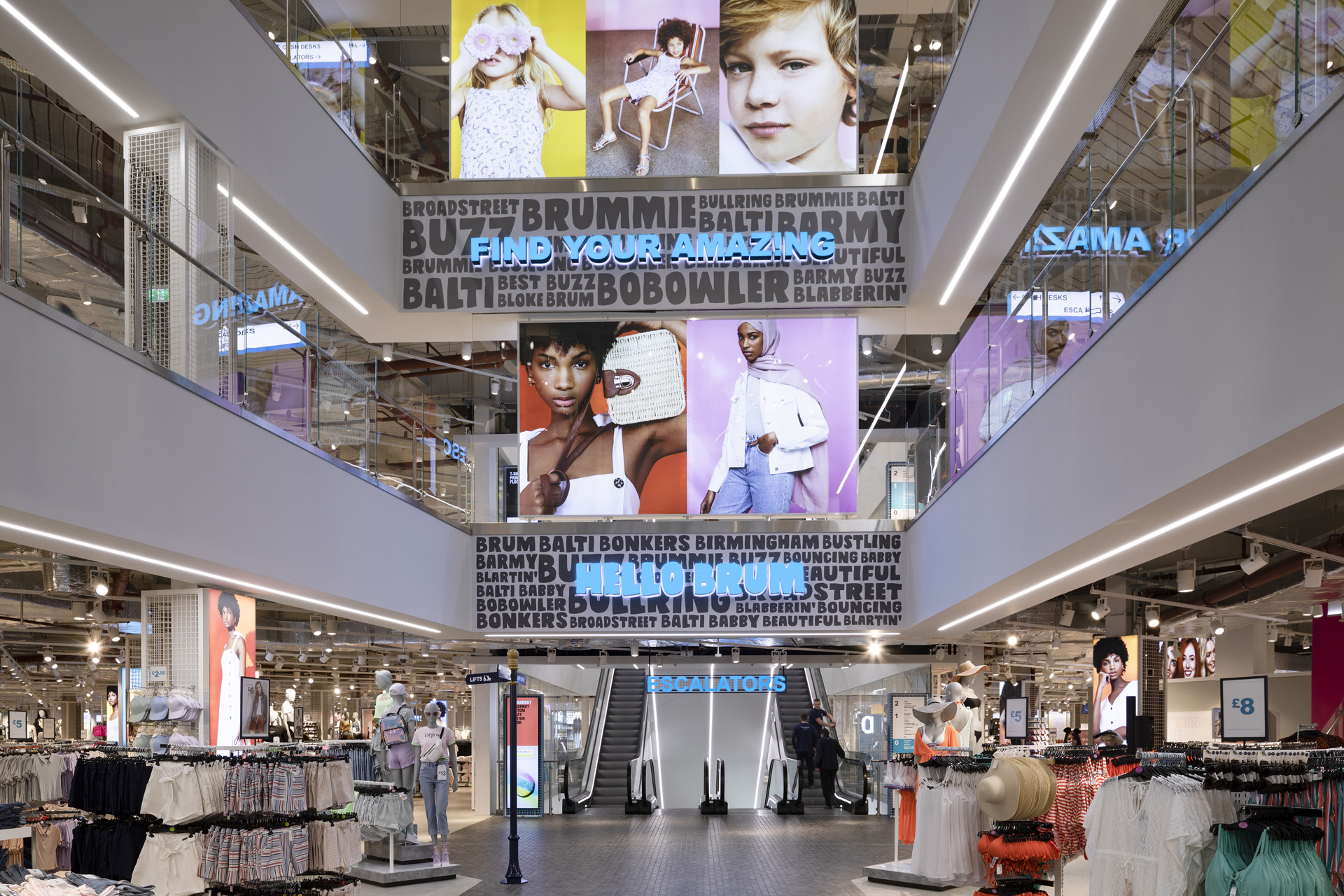 Primark unveils its largest ever store with Disney cafe, barber shop and Wizard World