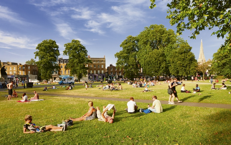 Focus On Clapham: Commons, good schools and cosy gastropubs means families stay put in SW4