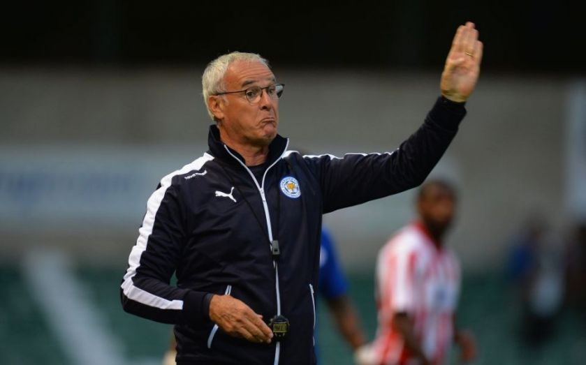 Back transformed Claudio Ranieri and gritty Leicester City to keep Tottenham at bay
