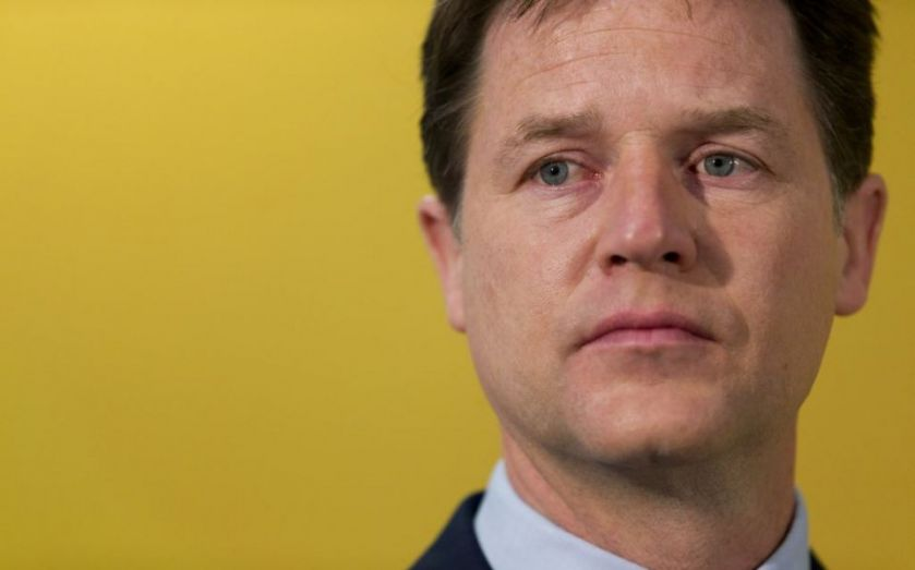 Nick Clegg has no regrets about going into coalition with the Conservatives