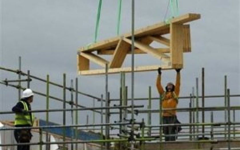 Berkeley Homes reports slump in profits