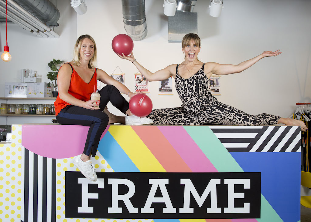 Fighting fit – the owners of Frame share their view on the fitness industry