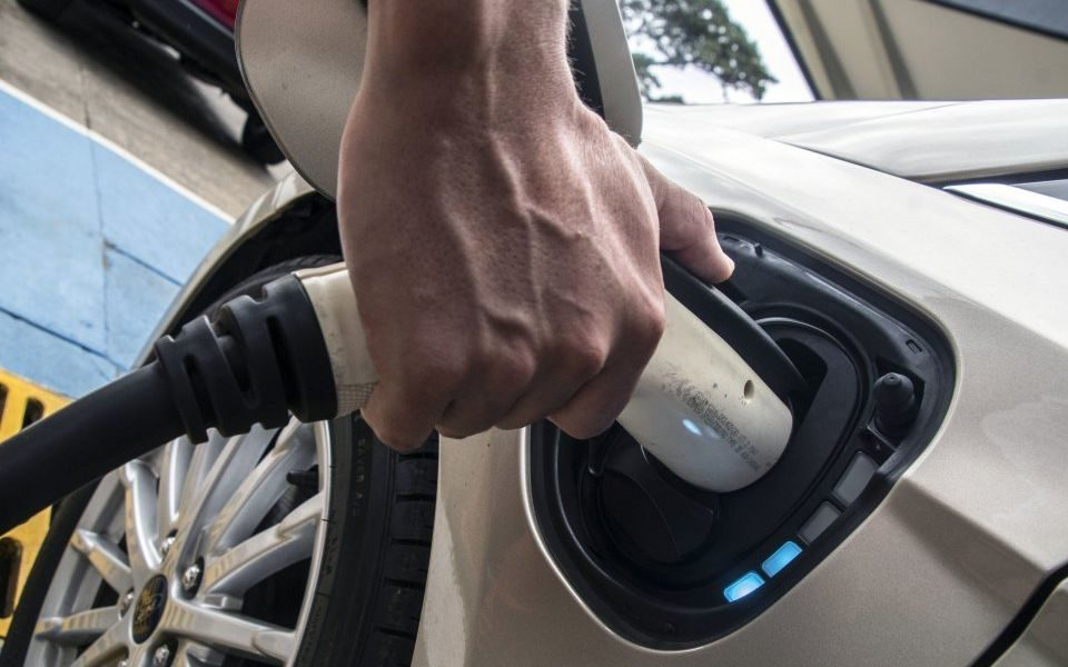 Electric vehicle charging firm Pod Point has reportedly brought on Bank of America to work on a potential stock market float.