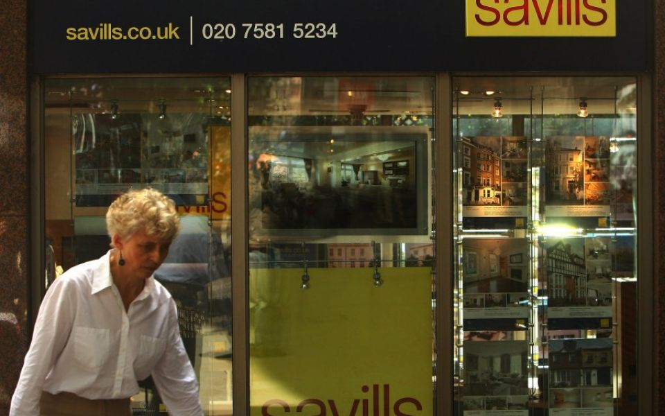 Savills profits slide as it warns of tough year ahead amid Brexit uncertainty