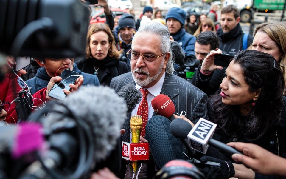 Indian tycoon Vijay Mallya should be extradited, rules UK court