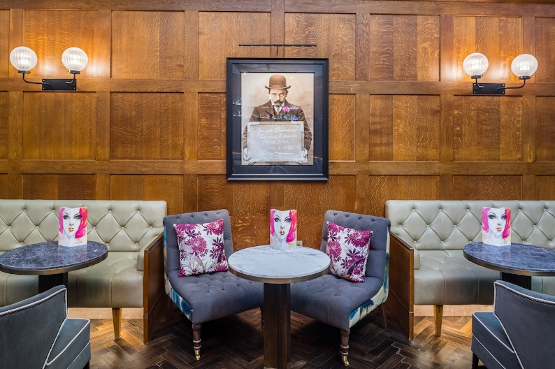 Interiors: From lock ups to lock ins, we find out how London's prisons, courtrooms and police station are turning into bars and hotels