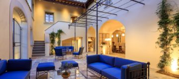Villa la Massa hotel review: Laura Millar leaves the crowds behind for a suite spot just outside Florence...
