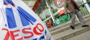 Tesco reports sales boost over Christmas period