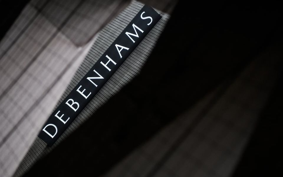 Mike Ashley among Debenhams shareholders wiped out
