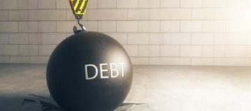 Expensive stocks & high debt: A concern for investors