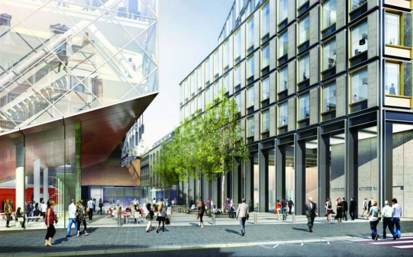 Derwent London buys back 1 Oxford Street as part of Crossrail agreement