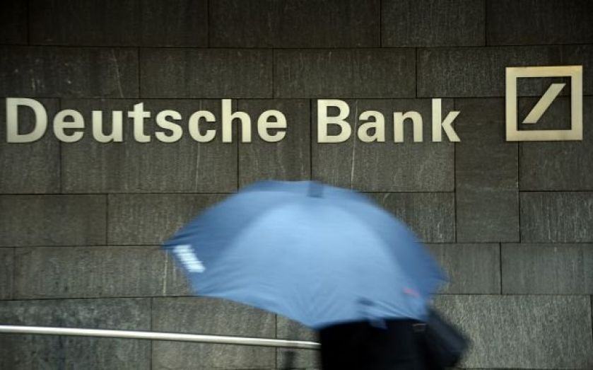 Deutsche Bank to create €50bn bad bank in radical overhaul