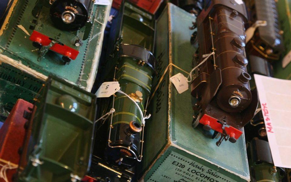 Model maker Hornby on track to meet targets despite drop in sales