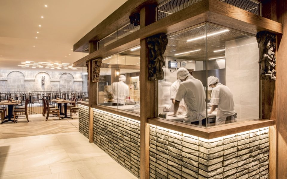 Din Tai Fung Covent Garden Review Precision Engineering