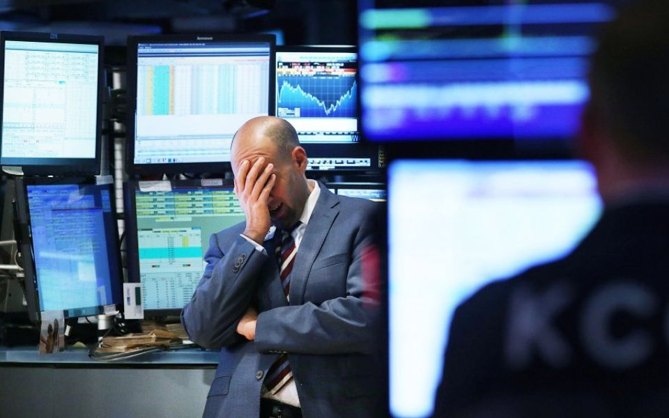 Global equity bloodbath plunges FTSE 100 to six-month low