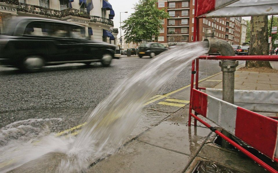 If water firms still use 'diving rods', what magic should investors believe in?