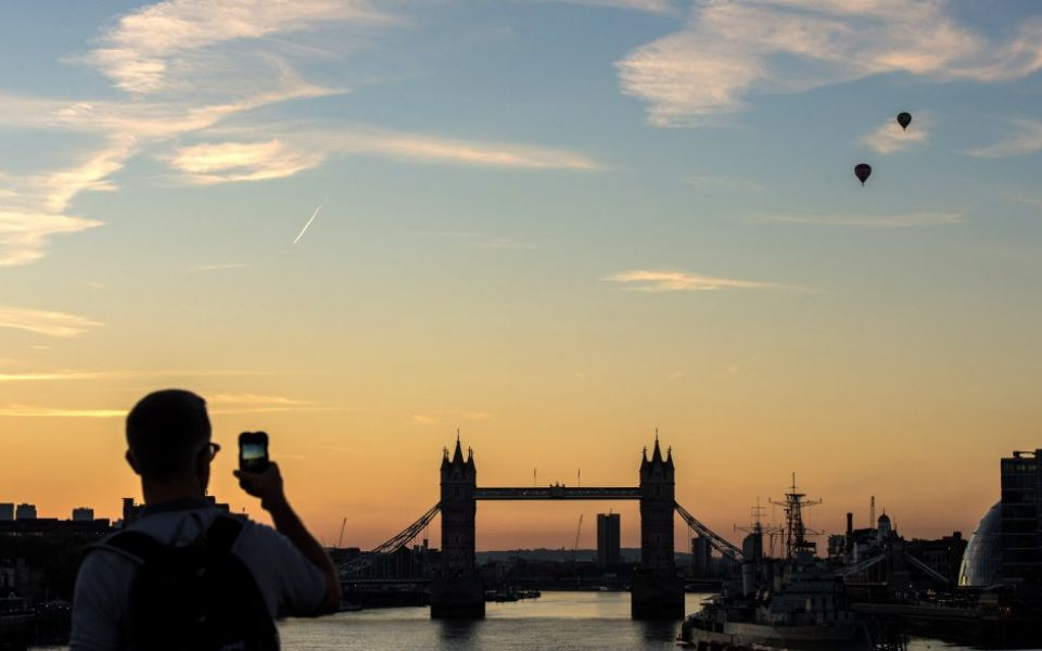 Be wary of taking the golden goose of London for granted