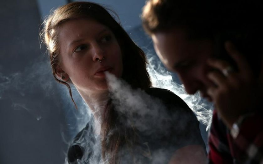 """The kids are alright: Ecigarettes """"aren't a gateway to smoking"""" for young people"""