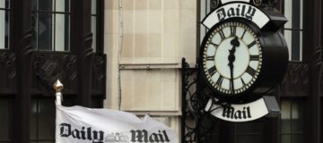 Daily Mail maintains guidance as digital revenues help offset print decline