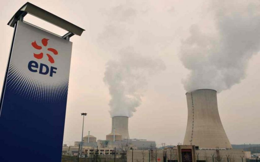 """EDF becomes the last of the """"big six"""" to cut gas prices"""
