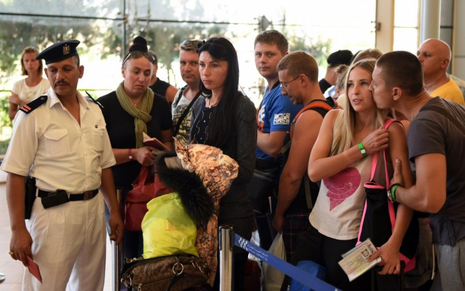 British Airways cancels all flights to Sharm el-Sheikh until