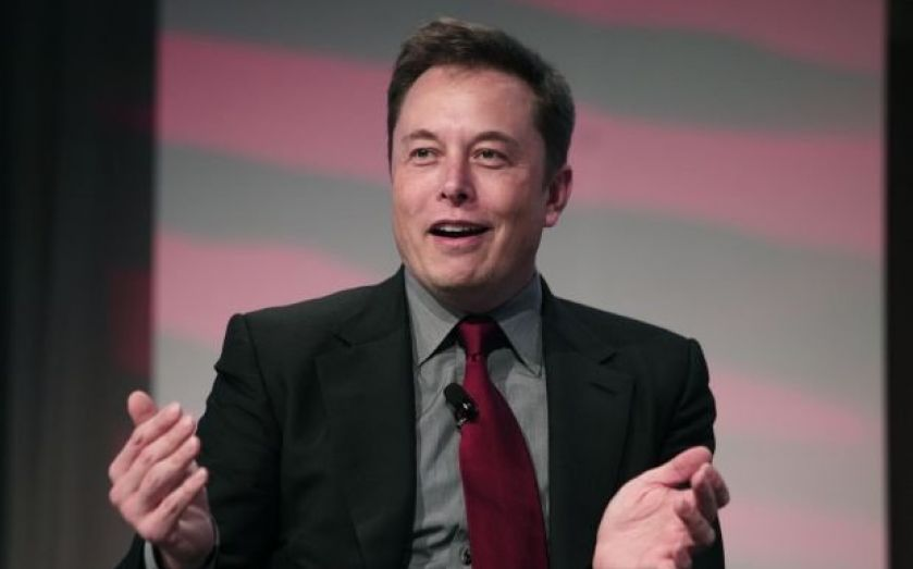 Tesla shares hit a record high following fourth quarter results
