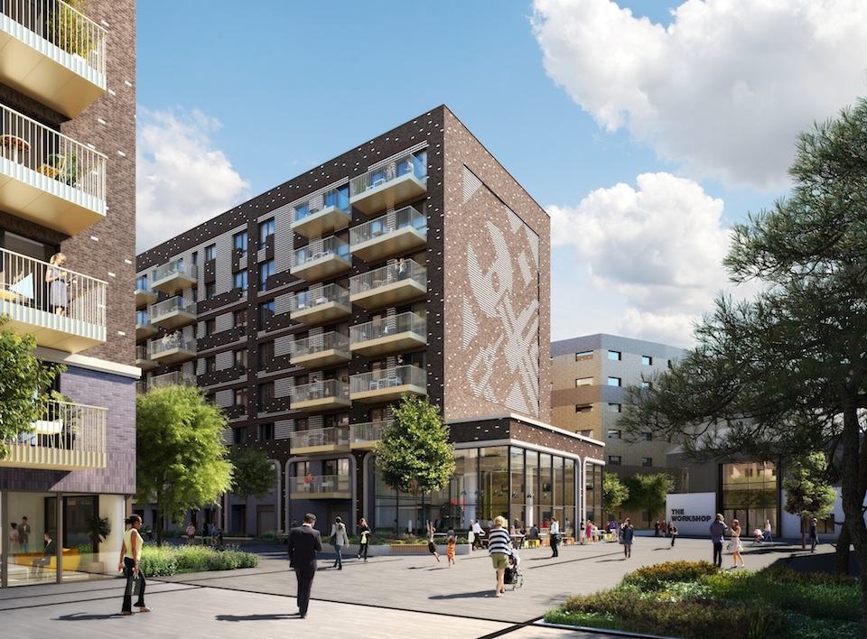 Greystar and Henderson Park snap up Telford build-to-rent site for £105m
