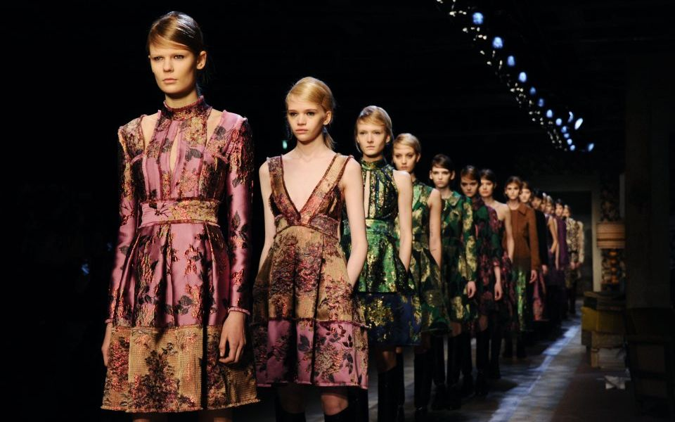 London is leading the way for a more sustainable fashion industry