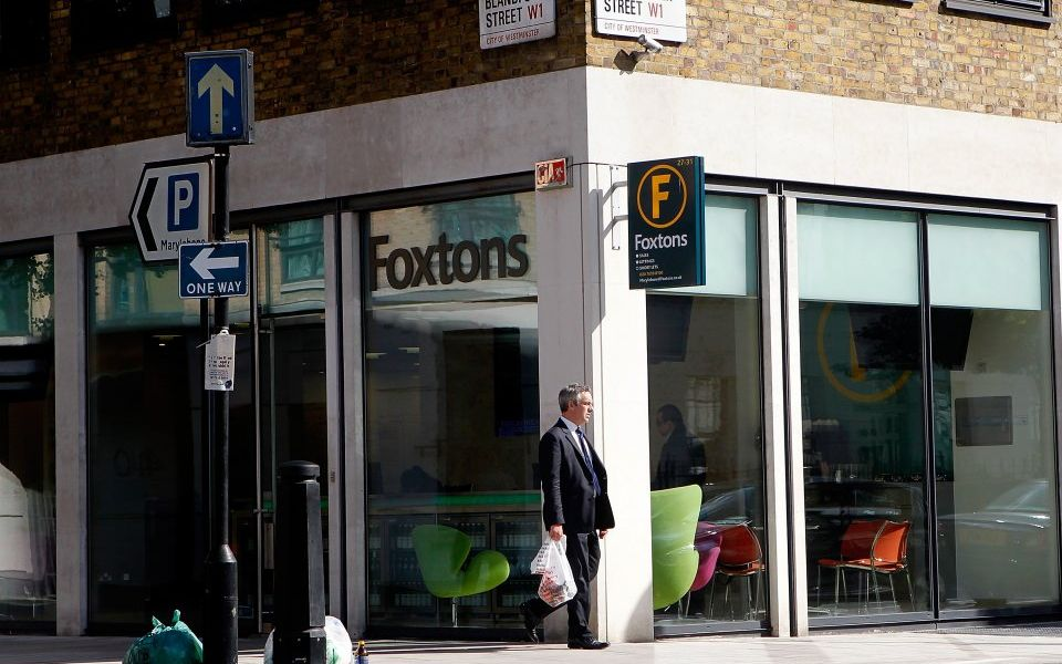 Foxtons closes six London branches as challenging market flattens revenue growth