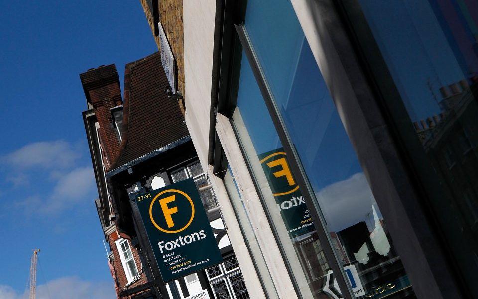 Foxtons swings to a loss in weak London property market