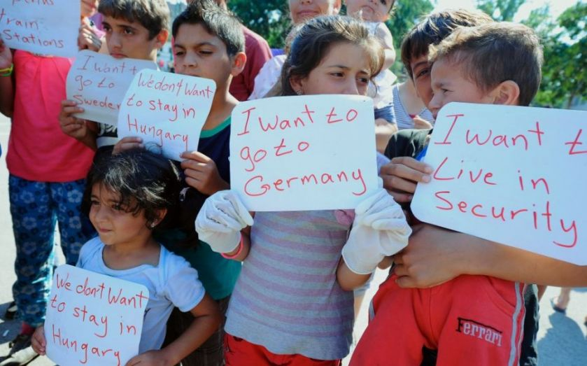 Why economics can prevent Europe's refugee crisis from becoming even worse