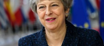After blaming MPs for Brexit delay, Theresa May seeks Article 50 extension in Brussels