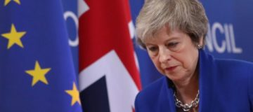 Prime Minister Theresa May asks EU for Brexit delay until 30 June