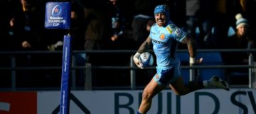 Premiership faces having just one team in Champions Cup quarter-final unless Exeter Chiefs pull off an historic win at Munster