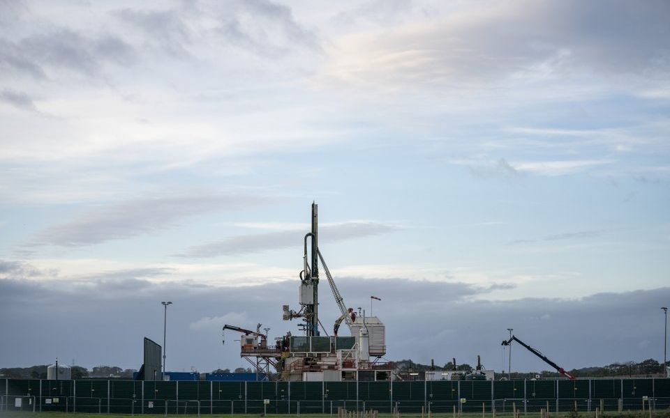 Fracking paused at Cuadrilla site as geologists measure another tremor