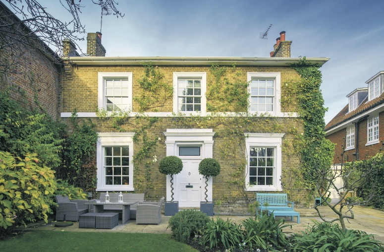 Property of the Week:  The historic lodge of the former St John's Wood dairy is on sale for £5.35m