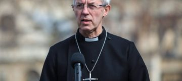 Archbishop of Canterbury to lead effort to tackle £400m Wonga bill