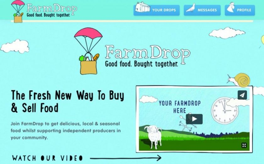 Online farmers market Farmdrop receives funding from Zoopla founder Alex Chesterman