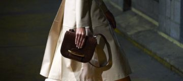 Mulberry finance boss heads for the exit