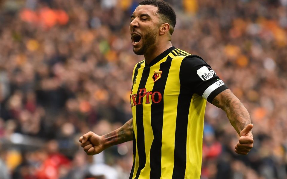 Five things we learned from the weekend football: Gutsy Watford rip up the script; Everton turning a corner; Arsenal wretched on road; Liverpool bust a gut while Man City cruise; Foxes have tails up