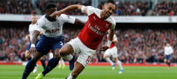 Improving Arsenal aiming to repeat finest hour of Unai Emery's reign against stuttering Tottenham
