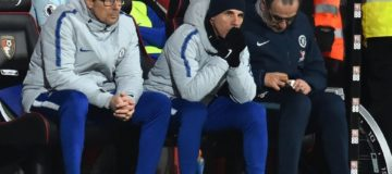 Problems mounting for stubborn Maurizio Sarri as his footballing philosophy shows its weaknesses at Chelsea
