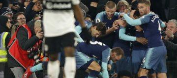 Fulham 1-2 Tottenham: Five things we learned as Harry Winks' late header wins it for below-par Spurs